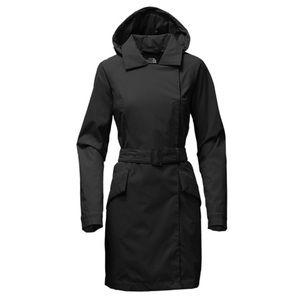 The North Face kadin trench windbreaker coat 🧥